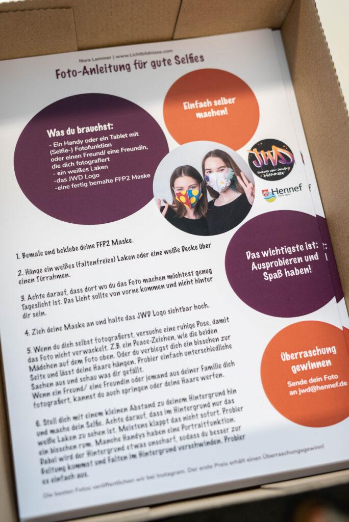 Lichtbildnisse Foto Ferienprogramm für Kinder in Hennef JWD, Ersatzprogramm Osterferien, Foto-Anleitung