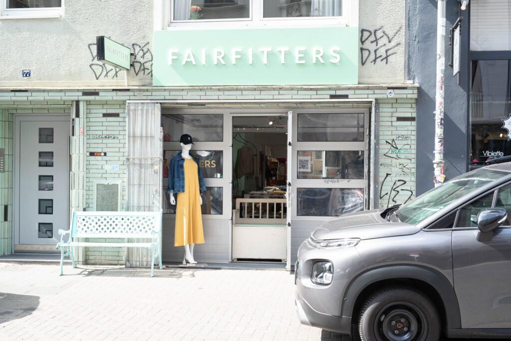 Fairfitters Köln, Businessfotos Bonn-Rhein-Sieg, Businesfotograf NRW, Nachhaltig einkaufen, Lichtbildnisse Interview